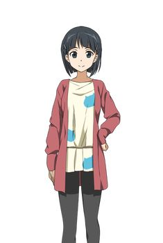 Leafa Sao, Kirito, Asada Shino, Studio Ghibli Art, Jojo Bizzare Adventure, Sword Art Online, Girl Outfits, Geek Stuff, Kawaii
