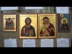 Mostra di Icone Sacre a Voltorre, 2015