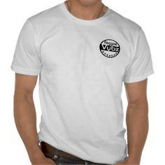 White reggae vybz... tee shirt $30,95  feeling the good vibes of reggae music...rootstar is the brand....rastafari roots fashion