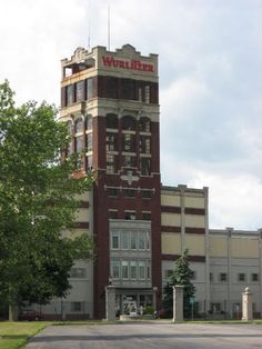 Wurlitzer Factory - I remember this (N Tonawanda, my hometown)
