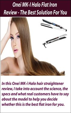 Crochet Hair You Can Flat Iron : Halo Flat Iron is one of the best ceramic iron on the market. It can ...