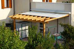 How Does Pergola Provide Shade Key: 6735562057 Garage Pergola, Wood Pergola, Deck With Pergola, Covered Pergola, Backyard Pergola, Pergola Plans, Backyard Landscaping, Pergola Kits, Pergola Roof