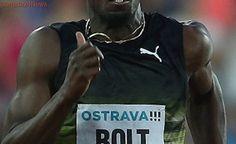Usain Bolt, Canadian pole vaulter excel at Golden Spike event
