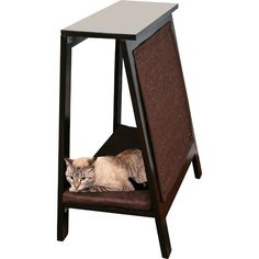 Found it at Wayfair.ca - A-Frame Cat Bed