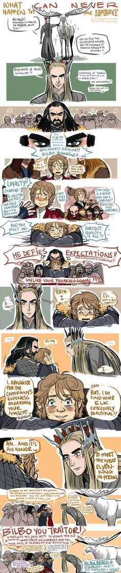 The Hobbit: What can NEVER Happen by ~applepie1989 on deviantART (BWAHAHAHAHAHAHA!!!)