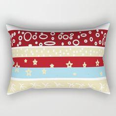 land Rectangular Pillow by afrorubini Lumbar Pillow, Bed Pillows, Pillow Cases, How To Buy Land, Poplin Fabric, Accent Decor, It Is Finished, Zipper, Contemporary