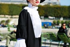 Nyla - Les Tuileries - RTW 2016 - PFW