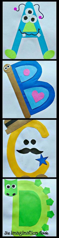 Toddler Learning Art Board