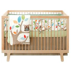 Skip Hop Treetop Friends Crib Bedding Set #sammi