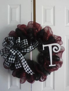 Mesh Wreath -- The Talbert 2 $40