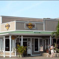 Hard Rock Cafe Maui.