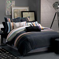 Mandara Duvet Set, 100% Cotton - Bed Bath & Beyond