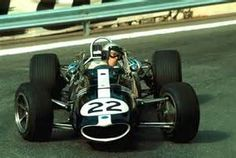 Richie Ginther, Monaco 1967, Eagle T1G