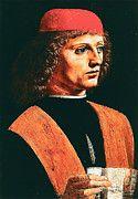 "New artwork for sale! - "" Leonardo Da Vinci - Portrait Of A Musician 1485 by Leonardo da Vinci "" - http://ift.tt/2lY1wWt"