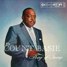Count Basie : King Of Swing (aka Dance Session Vol (LP, Vinyl record album) - A repackaged version of material from Count Basie's excellent Dance Session albums for Verve – -- Dusty Groove is Chicago's Online Record Store Count Basie, The Verve, Miles Davis, Cd Album, Day For Night, New Man, Orchestra, Vinyl Records, Counting