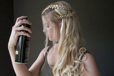 Channel Your Inner Daenerys Targaryen with this stunning Braid Tutorial from  hairstylist Buffy Fox.