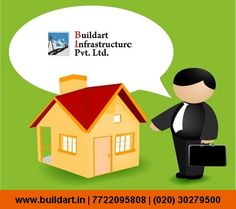We are constructing what your mind understood and what your eyes saw ! Visit : www.buildart.in | 7722095808 | (020) 30279500
