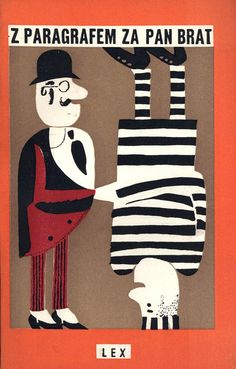 from a page of book covers by Janusz Stanny...