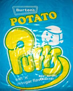 Who remembers 'Potato Puffs' crisps? Old Sweets, Vintage Sweets, Retro Sweets, Retro Food, 1960s Food, 1980s Childhood, My Childhood Memories, Sweet Memories, Kids Tv