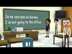 Learn French - Lesson 13 - Aller (to go)