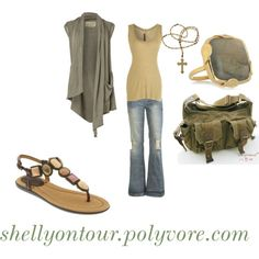 Outfit, created by shellyontour.polyvore.com