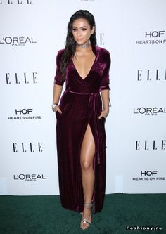 Гости на церемонии ''Elle Women In Hollywood Awards''