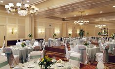Wedding Space - The Mills House Wyndham Grand Hotel