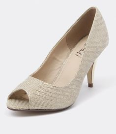 Verali Jacques Gold at styletread.com.au · Wedding Shoes