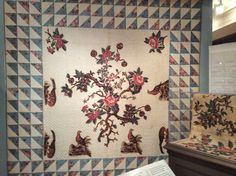 Sew Many Quilts - Too Little Time: Eye on Elegance at the DAR Museum.