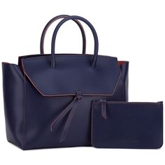 The Loren Tote is the latest addition to our range, it's the same size as our bestselling Satchel, but the biggest add-on to this style is the zip closure and the double handles. It's the perfect every day urban tote. Versatile enough to fit your toiletry bag, book, laptop or tablet when you're travelling, or use it as the perfect work tote. It'll even fit that extra pair of flats or clutch for after work drinks. It has a removable leather pouch inside, so you can keep all you...