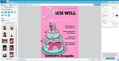 Software Hochzeitszeitung