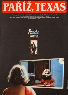 """Paris, Texas (1984), Wim Wenders   ***This post is part of my Art side-blog """"The–Elusive–Muse"""""""