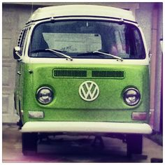 VW Bus...the Grasshopper?