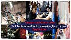 Job seekers in Philippines who looking job , now there are  jobs vacant in Oman and Taiwan , for interested persons who want to know the pot...