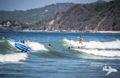 Surfing in #Sayulita, #Mexico