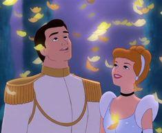 Disney Couples Photo: Cinderella and Prince Charming