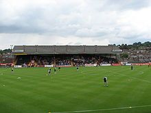 St James Park - home of Exeter City. More Exeter news and sport here https://plus.google.com/u/0/b/117103380027297905949/117103380027297905949/