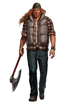 - CHARRO - fantasy illustrator: nosolorol