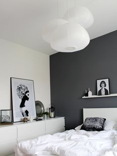 A bright shade of gray can enlighten your feeling whenever you enter your gray bedroom. We have 30 gray bedroom ideas that . Read Elegant Gray Bedroom Ideas 2020 (For Calming Bedroom) Gray Bedroom, Home Bedroom, Trendy Bedroom, Modern Bedroom, Master Bedroom, Grey Bedroom Design, Natural Bedroom, White Bedrooms, Ikea Bedroom