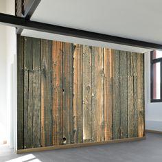 Barn Wood 2 | Wall Mural | WallsNeedLove