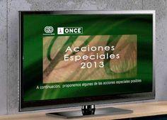 Portafolio: Vídeo promocional acciones ONCE