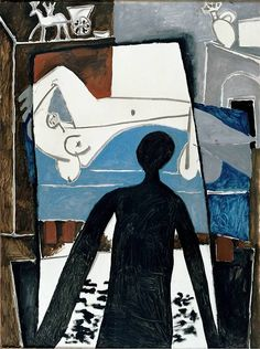 """Picasso - """"The Shadow"""" 1953"""