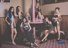 170810 GIRLS GENERATION The 6th ALBUM 'Holiday Night' SNSD #GIRLS6ENERAT10N #HolidayNight