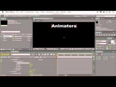 Adobe After Effects - Animators Range Selector - YouTube