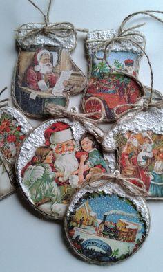 Hanging Ornaments, Xmas Ornaments, Christmas Baubles, Christmas Wreaths, Christmas Crafts, Christmas Decorations, Christmas Mix, Woodland Christmas, Christmas Holidays