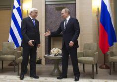 Η ΜΟΝΑΞΙΑ ΤΗΣ ΑΛΗΘΕΙΑΣ: Έτσι ο Παυλόπουλος κάρφωσε πισώπλατα την Ρωσία..με...