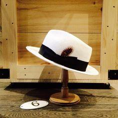 東京・高円寺の帽子屋MANABoo EDHAT(エドハット)ケンマ草中折れハット