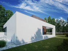 modern cube house - Google Search