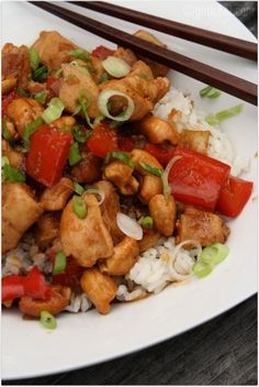 50 Women Game-Changers (in Food): #13 Rachael Ray - Orange-Cashew Chicken | All Roads Lead to the Kitchen