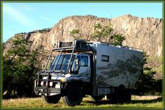 """Off-Road RV Unimog 